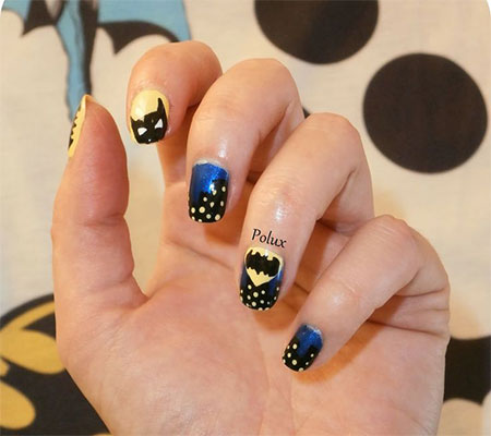 30-Easy-Simple-Batman-Nail-Art-Designs-Ideas-Trends-Stickers-2014-17