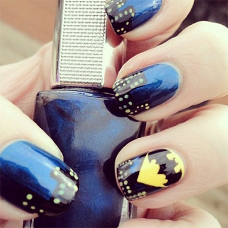 30-Easy-Simple-Batman-Nail-Art-Designs-Ideas-Trends-Stickers-2014-19