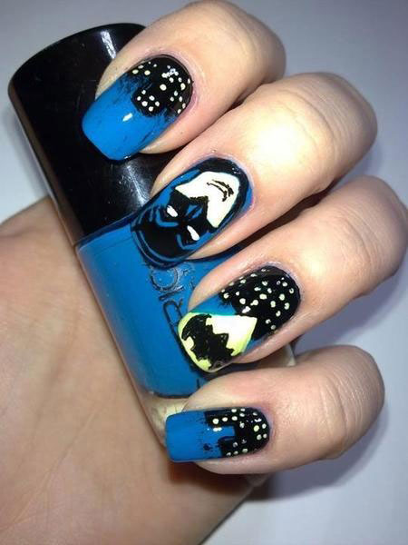 30-Easy-Simple-Batman-Nail-Art-Designs-Ideas-Trends-Stickers-2014-20