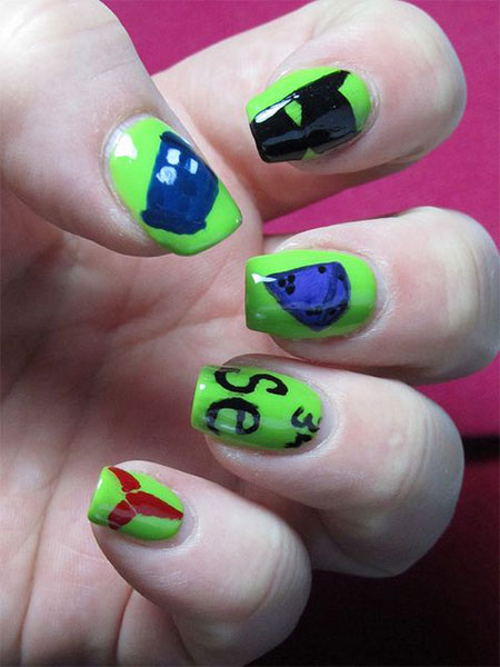 30-Easy-Simple-Batman-Nail-Art-Designs-Ideas-Trends-Stickers-2014-21
