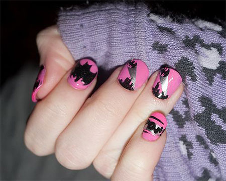 30-Easy-Simple-Batman-Nail-Art-Designs-Ideas-Trends-Stickers-2014-24