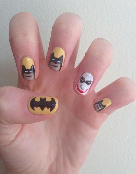30-Easy-Simple-Batman-Nail-Art-Designs-Ideas-Trends-Stickers-2014-26