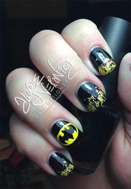 30-Easy-Simple-Batman-Nail-Art-Designs-Ideas-Trends-Stickers-2014-28