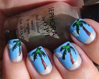 30-Inspiring-Beach-Nail-Art-Designs-Ideas-Trends-Stickers-2014-23