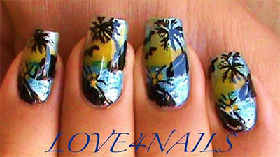30-Inspiring-Beach-Nail-Art-Designs-Ideas-Trends-Stickers-2014-27