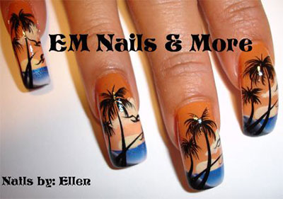 30-Inspiring-Beach-Nail-Art-Designs-Ideas-Trends-Stickers-2014-29
