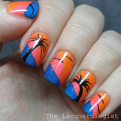 30-Inspiring-Beach-Nail-Art-Designs-Ideas-Trends-Stickers-2014-3