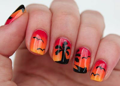 30-Inspiring-Beach-Nail-Art-Designs-Ideas-Trends-Stickers-2014-30