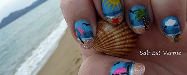 30-Inspiring-Beach-Nail-Art-Designs-Ideas-Trends-Stickers-2014