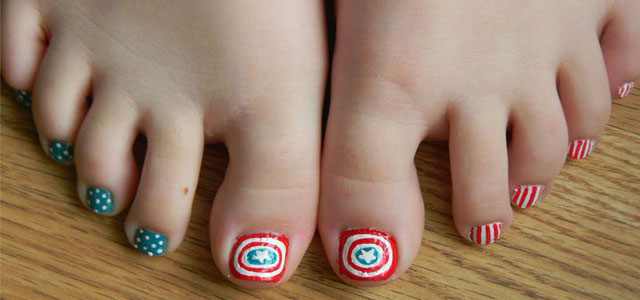 Easy-Avengers-Toe-Nail-Art-Designs-Ideas-Trends-2014