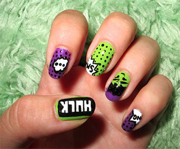 Incredible-Hulk-Nail-Art-Designs-Ideas-Trends-Stickers-2014-Hulk-Nails-4