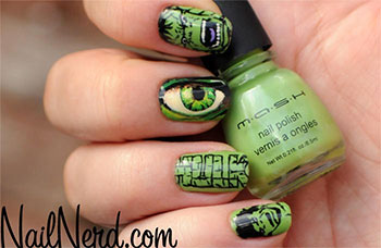 Incredible-Hulk-Nail-Art-Designs-Ideas-Trends-Stickers-2014-Hulk-Nails-8