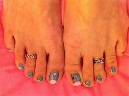 Simple-Summer-Inspired-Toe-Nail-Art-Designs-Ideas-Trends-Stickers-2014-2