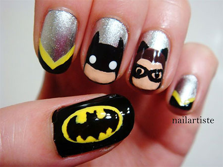 Stunning-Catwoman-Nail-Art-Designs-Ideas-Trends-Stickers-2014-2