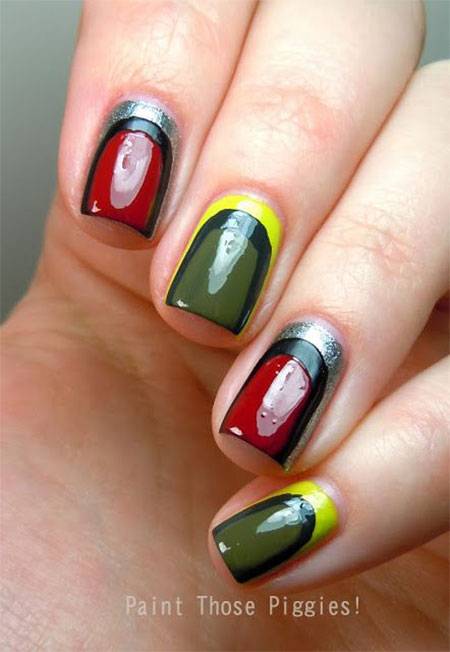 Stunning-Thor-Nail-Art-Designs-Ideas-Trends-Stickers-2014-Thor-Nails-1