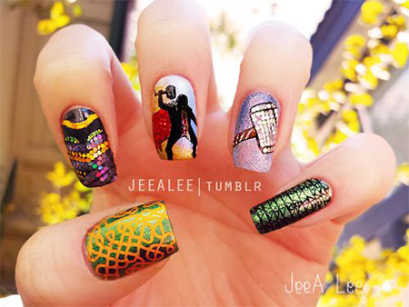 Stunning-Thor-Nail-Art-Designs-Ideas-Trends-Stickers-2014-Thor-Nails-3