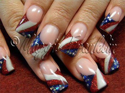 10-Amazing-Fourth-Of-July-Acrylic-Nail-Art-Designs-Ideas-Stickers-2014-4th-Of-July-Nails-1