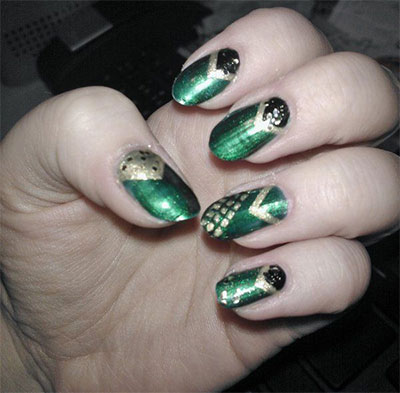 10-Cool-Loki-Nail-Art-Designs-Ideas-Trends-Stickers-2014-4