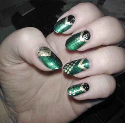 10-Cool-Loki-Nail-Art-Designs-Ideas-Trends-Stickers-2014-4