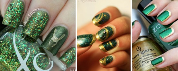 10-Cool-Loki-Nail-Art-Designs-Ideas-Trends-Stickers-2014
