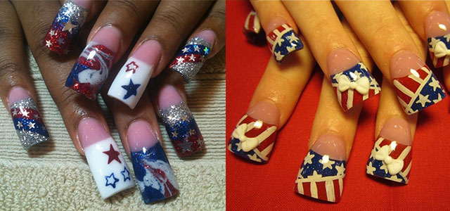 10 elegant fourth of july nail art designs ideas trends 2014 10 elegant fourth of july nail art designs ideas trends 2014 4th of july nails fabulous nail art designs prinsesfo Choice Image