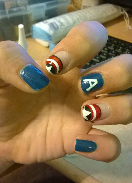12-Awesome-Captain-America-Nail-Art-Designs-Ideas-Trends-Stickers-2014-12