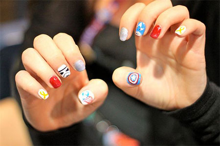 12-Awesome-Captain-America-Nail-Art-Designs-Ideas-Trends-Stickers-2014-2