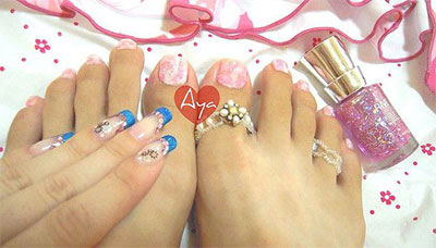 12-Gel-Toe-Nail-Art-Designs-Ideas-Trends-Stickers-2014-Gel-Nails-3