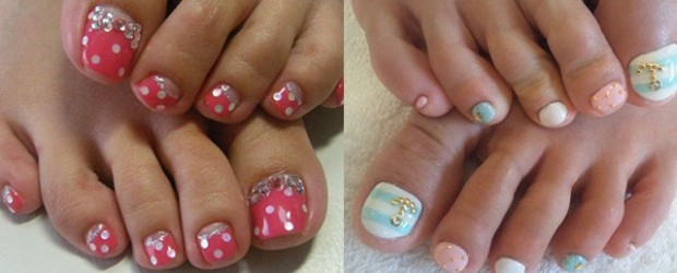 12-Gel-Toe-Nail-Art-Designs-Ideas-Trends-Stickers-2014-Gel-Nails