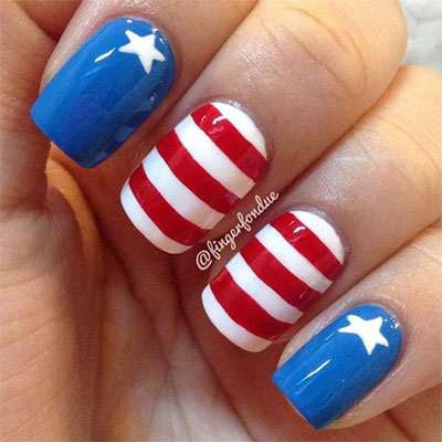 15-American-Flag-Nail-Art-Designs-Ideas-Trends-Stickers-2014-4th-Of-July-Nails-6