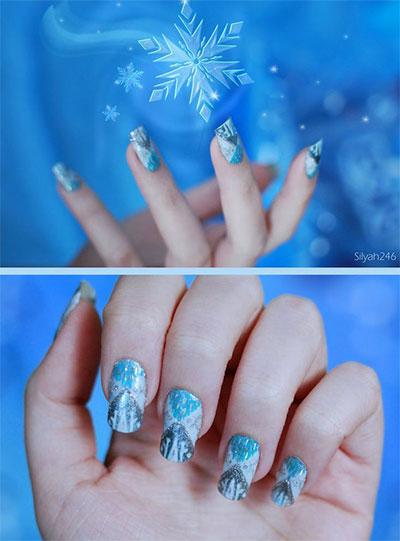 15-Disney-Frozen-Elsa-Nail-Art-Designs-Ideas-Stickers-2014-Elsa-Nails-2