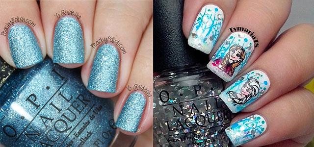 15-Disney-Frozen-Elsa-Nail-Art-Designs-Ideas-Stickers-2014-Elsa-Nails