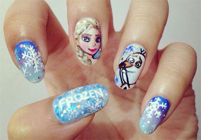 15-Disney-Frozen-Themed-Inspired-Nail-Art-Design-Ideas-Trends-Stickers-2014-5