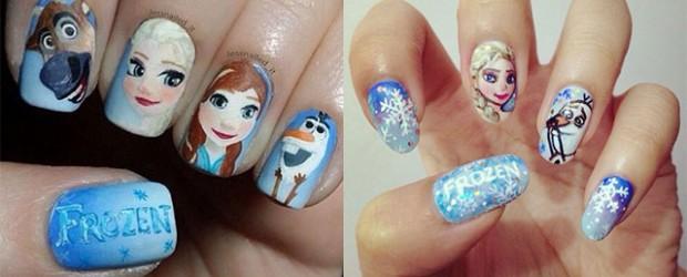 15-Disney-Frozen-Themed-Inspired-Nail-Art-Design-Ideas-Trends-Stickers-2014