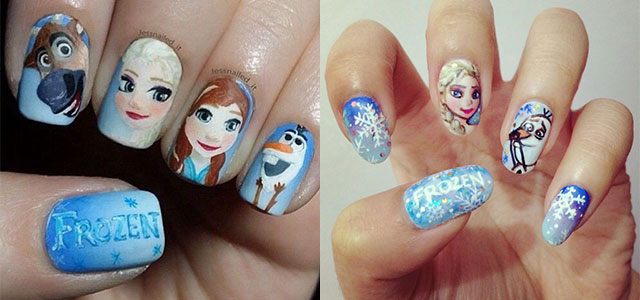 15-Disney-Frozen-Themed-Inspired-Nail-Art-Design-Ideas-Trends-Stickers-2014