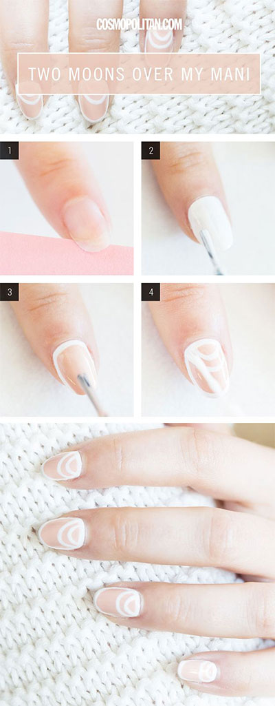 15-Easy-Nail-Art-Tutorials-For-Beginners-Learners-2014-9