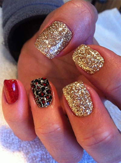 15-Glitter-Gel-Nail-Art-Designs-Ideas-Trends-Stickers-2014-Gel-Nails-14