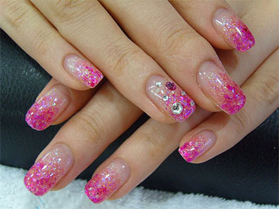 15-Glitter-Gel-Nail-Art-Designs-Ideas-Trends-Stickers-2014-Gel-Nails-3