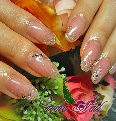 15-Glitter-Gel-Nail-Art-Designs-Ideas-Trends-Stickers-2014-Gel-Nails-5