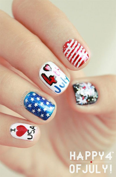 15-Stunning-Fourth-Of-July-Nail-Art-Designs-Ideas-Trends-Stickers-2014-4th-Of-July-Nails-11