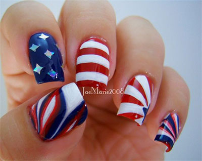 15-Stunning-Fourth-Of-July-Nail-Art-Designs-Ideas-Trends-Stickers-2014-4th-Of-July-Nails-7