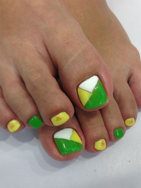 20-Easy-Simple-Toe-Nail-Art-Designs-Ideas-Trends-For-Beginners-Learners-2014-16