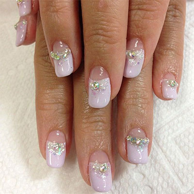 20-French-Gel-Nail-Art-Designs-Ideas-Trends-Stickers-2014-Gel-Nails-10