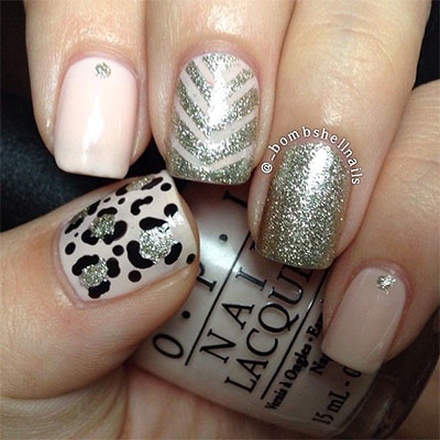 20-French-Gel-Nail-Art-Designs-Ideas-Trends-Stickers-2014-Gel-Nails-11