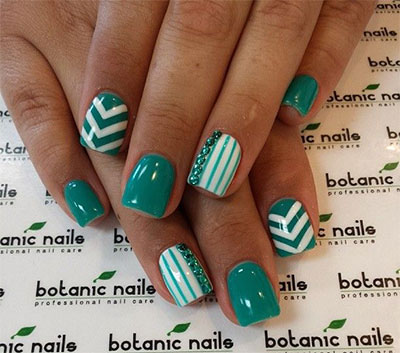 20-French-Gel-Nail-Art-Designs-Ideas-Trends-Stickers-2014-Gel-Nails-6
