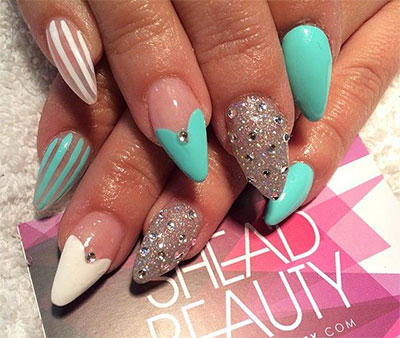 20-French-Gel-Nail-Art-Designs-Ideas-Trends-Stickers-2014-Gel-Nails-7