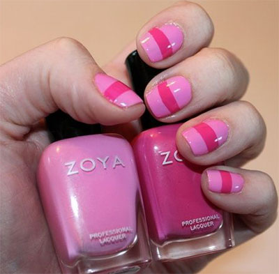 25-Simple-Easy-Nail-Art-Designs-Ideas-Trends-2014-For-Beginners-Learners-10
