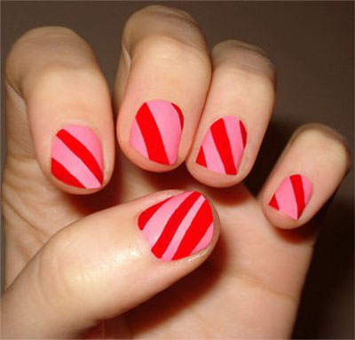 25-Simple-Easy-Nail-Art-Designs-Ideas-Trends-2014-For-Beginners-Learners-12
