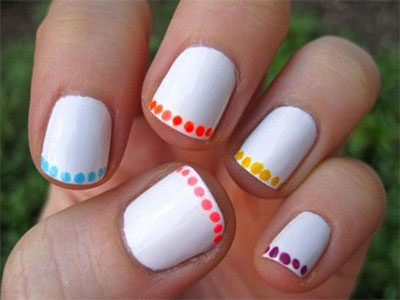 25-Simple-Easy-Nail-Art-Designs-Ideas-Trends-2014-For-Beginners-Learners-13