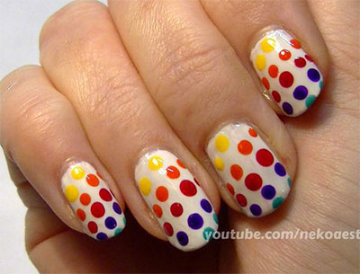 25-Simple-Easy-Nail-Art-Designs-Ideas-Trends-2014-For-Beginners-Learners-20